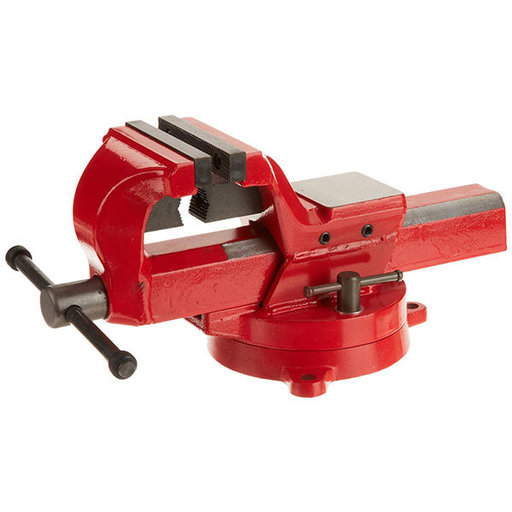 "View a Larger Image of 4"" Forged Steel Vise, Model FSV-4"