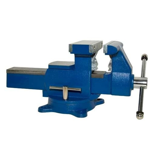 "View a Larger Image of 6-1/2"" Multi-purpose Reversible Mechanic's Vise, Model 865-DI"
