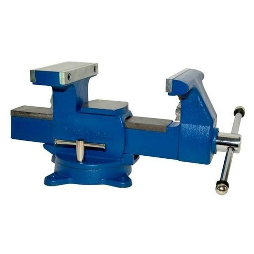"View a Larger Image of 8"" Multi-purpose Reversible Mechanic's Vise, Model 880-DI"