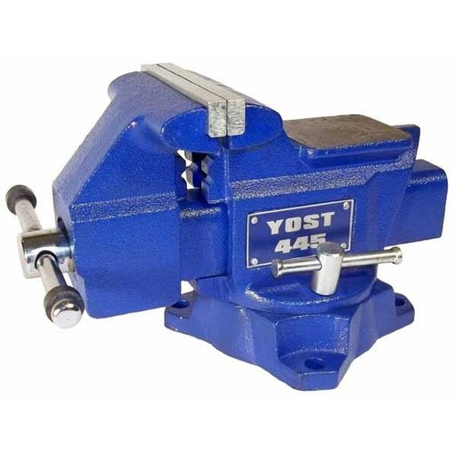 "View a Larger Image of Apprentice Series 4-1/2"" Utility Bench Vise, Model 445"