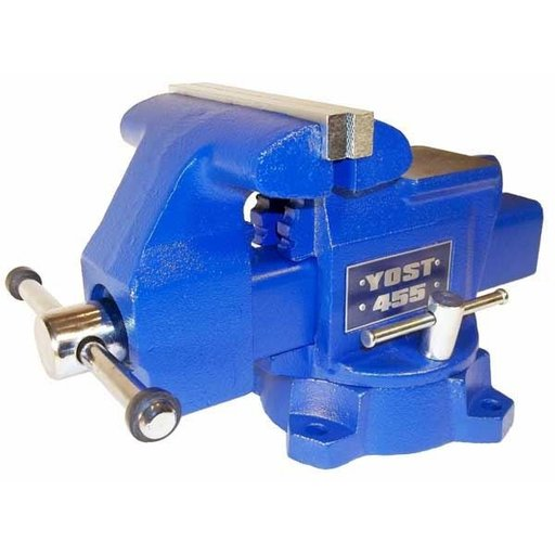 "View a Larger Image of Apprentice Series 5-1/2"" Utility Bench Vise, Model 455"