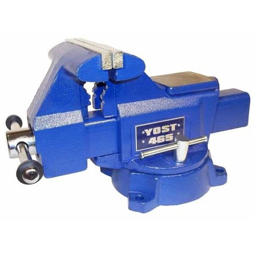 "View a Larger Image of Apprentice Series 6-1/2"" Utility Bench Vise, Model 465"