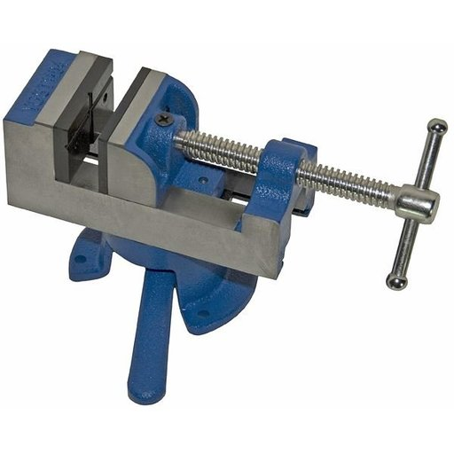 View a Larger Image of Drill Press Vise with Swivel Base, Model 1104