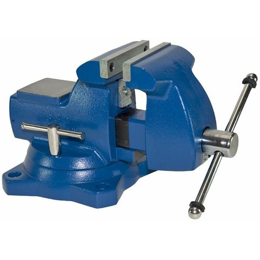 View a Larger Image of Mechanic's Vise, Model 650