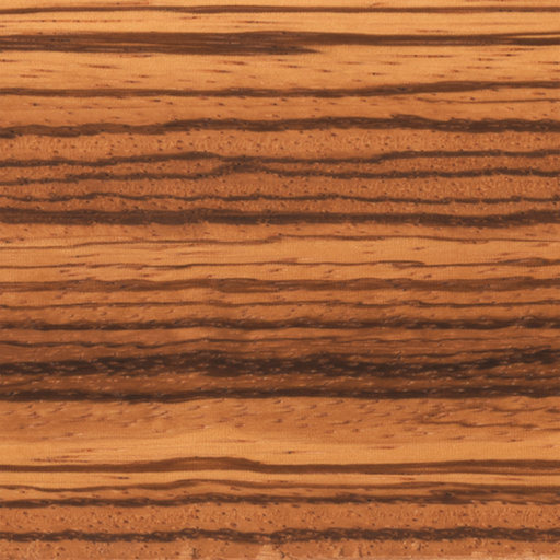 View a Larger Image of Zebrawood 3/4x5x24