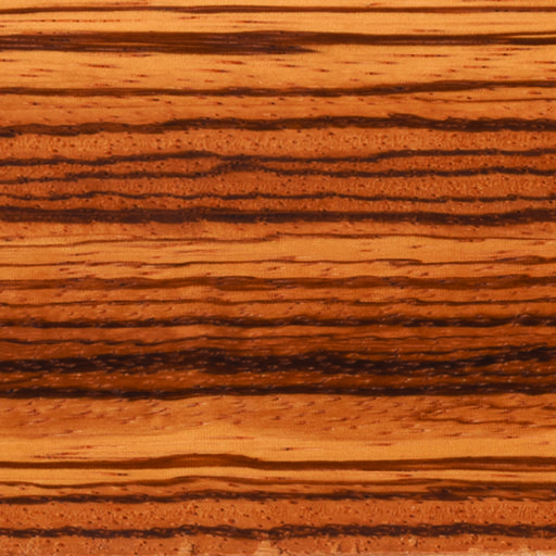 "View a Larger Image of Zebrawood 3"" x 6"" x 6"""