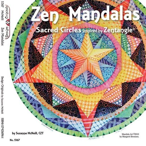 View a Larger Image of Zen Mandalas
