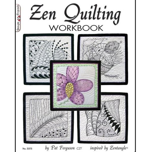 View a Larger Image of Zen Quilting Workbook