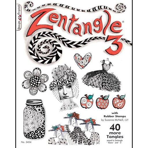 View a Larger Image of Zentangle 3