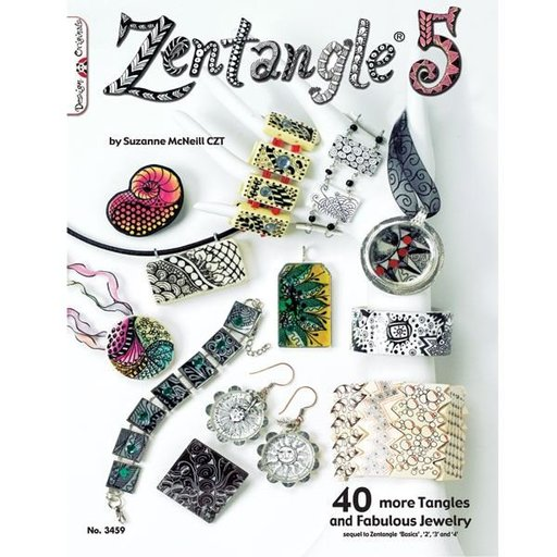 View a Larger Image of Zentangle 5