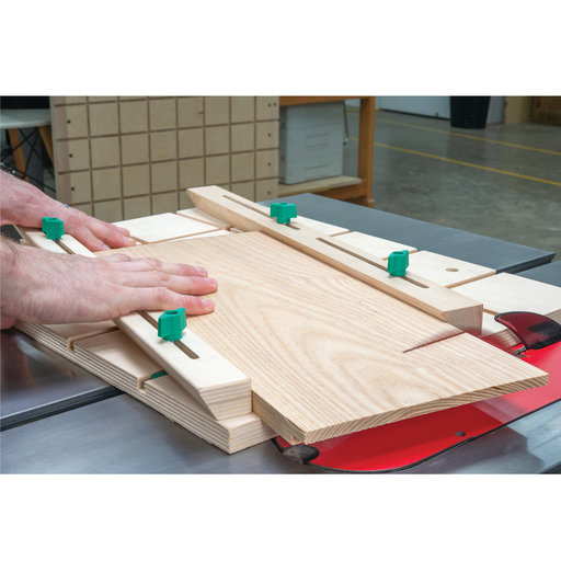 View a Larger Image of ZEROPLAY 360 Table Saw Sled Kit