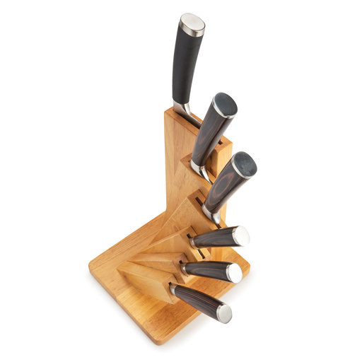 View a Larger Image of Zhen Fan Knife Block