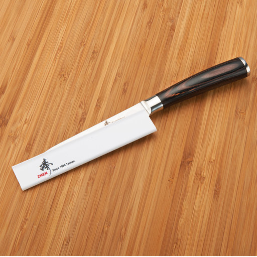 "View a Larger Image of Zhen Kitchen Knife Cover 3.8 cm x 21 cm (1-1/2"" x 8-1/4"")"