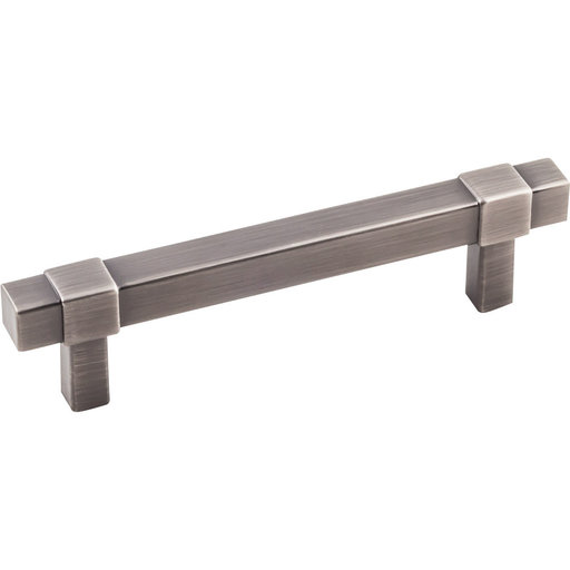 View a Larger Image of Zane Pull, 96 mm C/C, Brushed Pewter