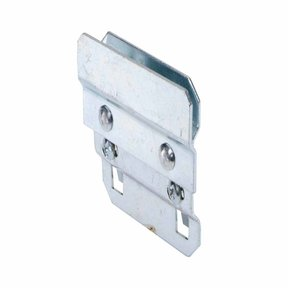 Zinc Plated Steel BinClip for LocBoard, 5 Pack