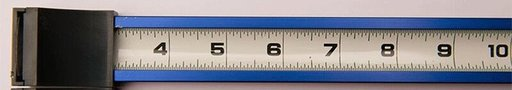 View a Larger Image of Zip Measure - Blue