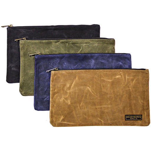 View a Larger Image of Zipper Pouch Set of 4