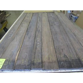 Ziricote Lumber - 4/4,  8 boards